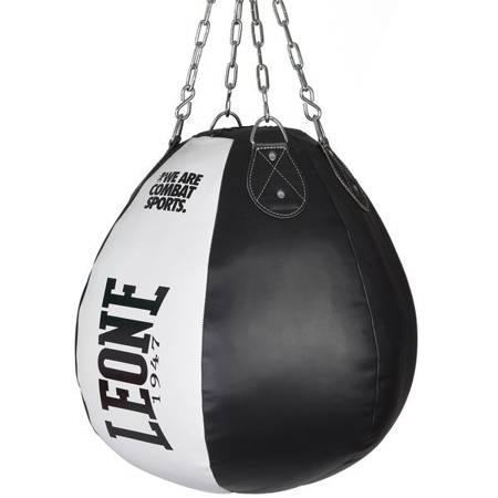 20 kg černé a bílé boxovací pytel