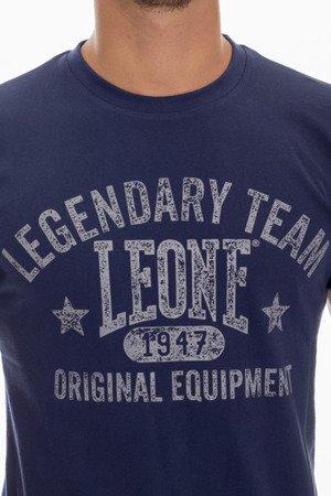 LEONE - TSHIRT [LSM1534_ Melange blue]