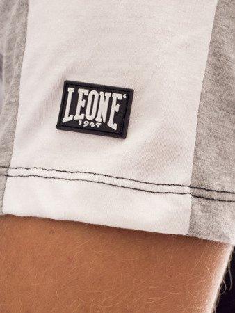 """LEONE - TSHIRT """"WACS"""" [LSM1518_szary]"""