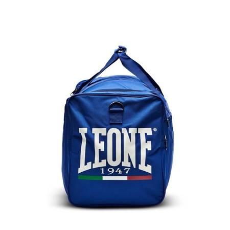LEONE - Tréninková taška [AC909 modrá]
