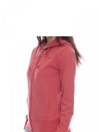 LEONE dámská mikina s kapucí na zip se zipem XS [LW1758]