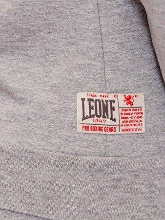 LEONE dámská mikina světle šedá melanž XS [LW1805]
