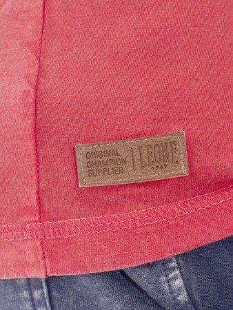 LEONE tričko pepř M [LSM1681]