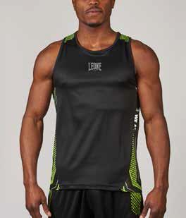 Tílko, tréninkové tričko BLITZ od Leone1947
