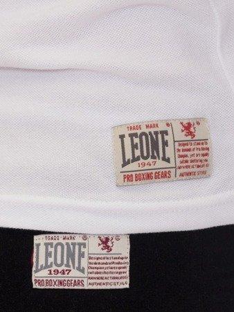 Tričko LEONE Polo bílé XS [LW1814]