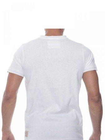 Tričko LEONE bílé M [LSM1710]